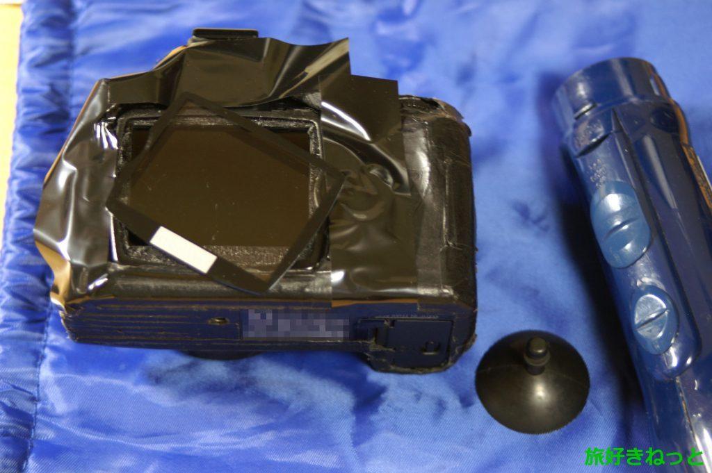 ニコン液晶モニターの曇り取りや液晶ガラスの交換をする方法