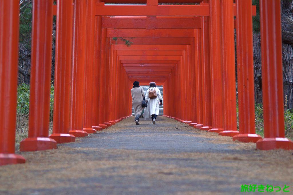 『札幌伏見稲荷神社』駐車場の場所や参拝~御朱印の頂き方