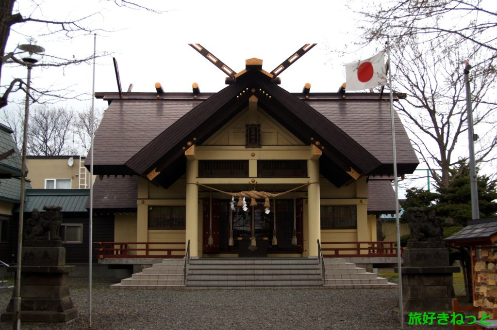 『江南神社』神主さんも親切で御朱印も頂ける評判の良い神社