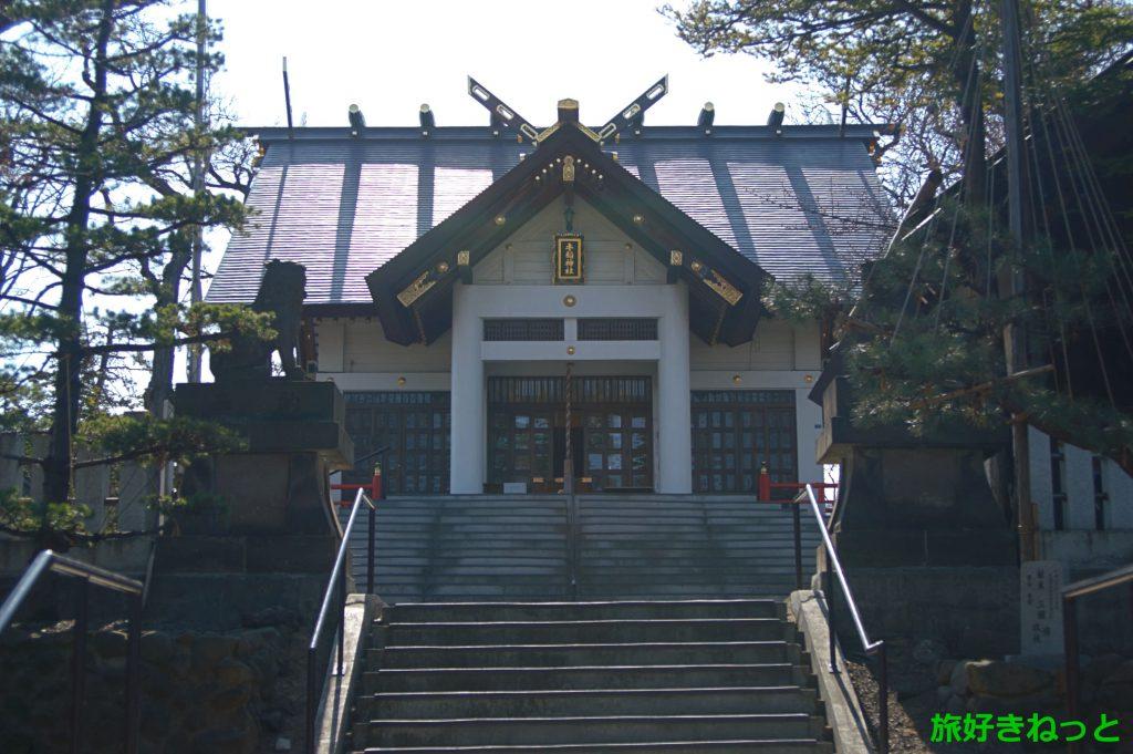 『手稲神社』地元の人々に親しまれ奥宮の願い石・叶い石もある神社
