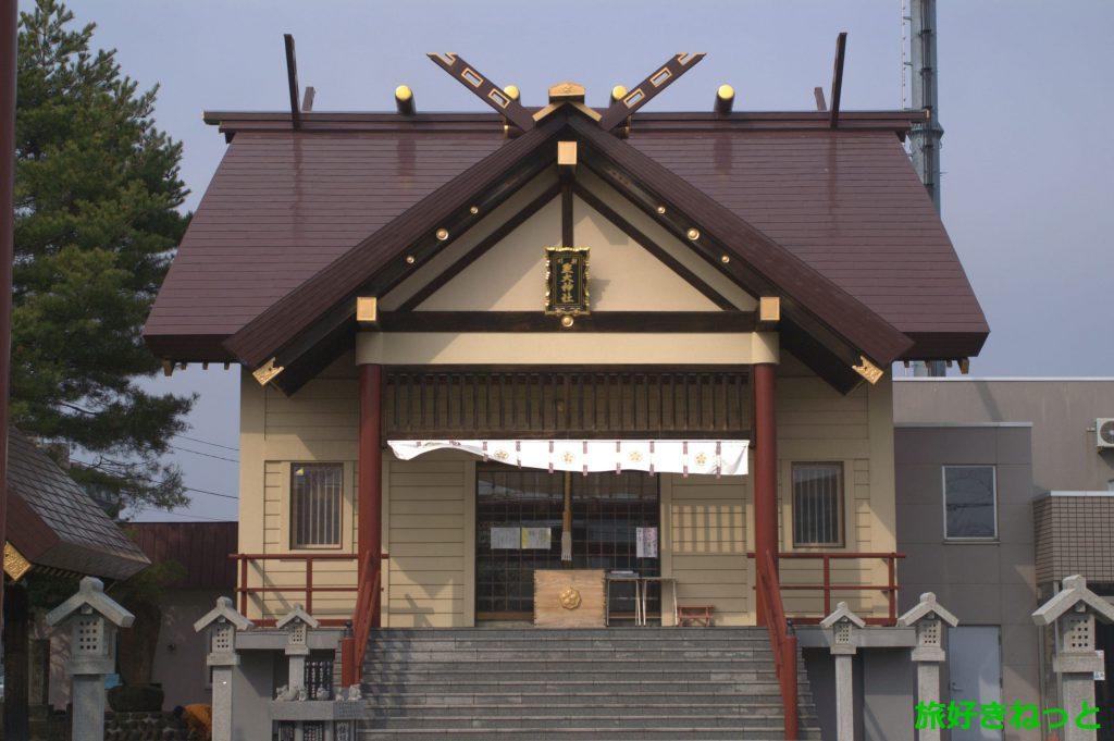 『新川皇大神社』御朱印あり・北海道で唯一『皇大』と名乗れる神社