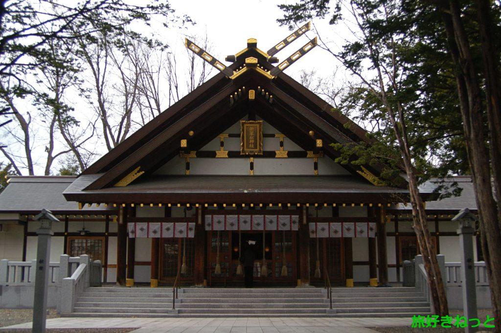 『新琴似神社』素敵なオリジナル御朱印帳や屯田兵の資料館もある神社