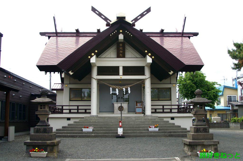 『苗穂神社』御朱印あり・毎年混雑して盛り上がるお祭りは超大人気!
