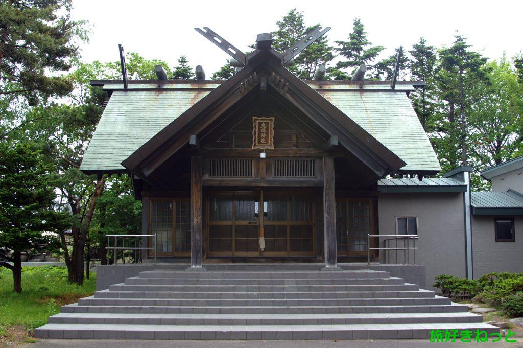 『丘珠神社』御朱印なし・札幌では珍しい秋のお祭りに「獅子舞」が奉納される神社