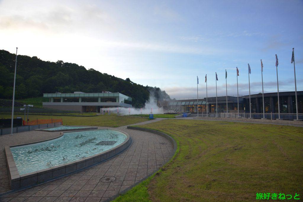 大倉山ジャンプ競技場展望台リフト時間改正で夏の夜景を長く楽しめる