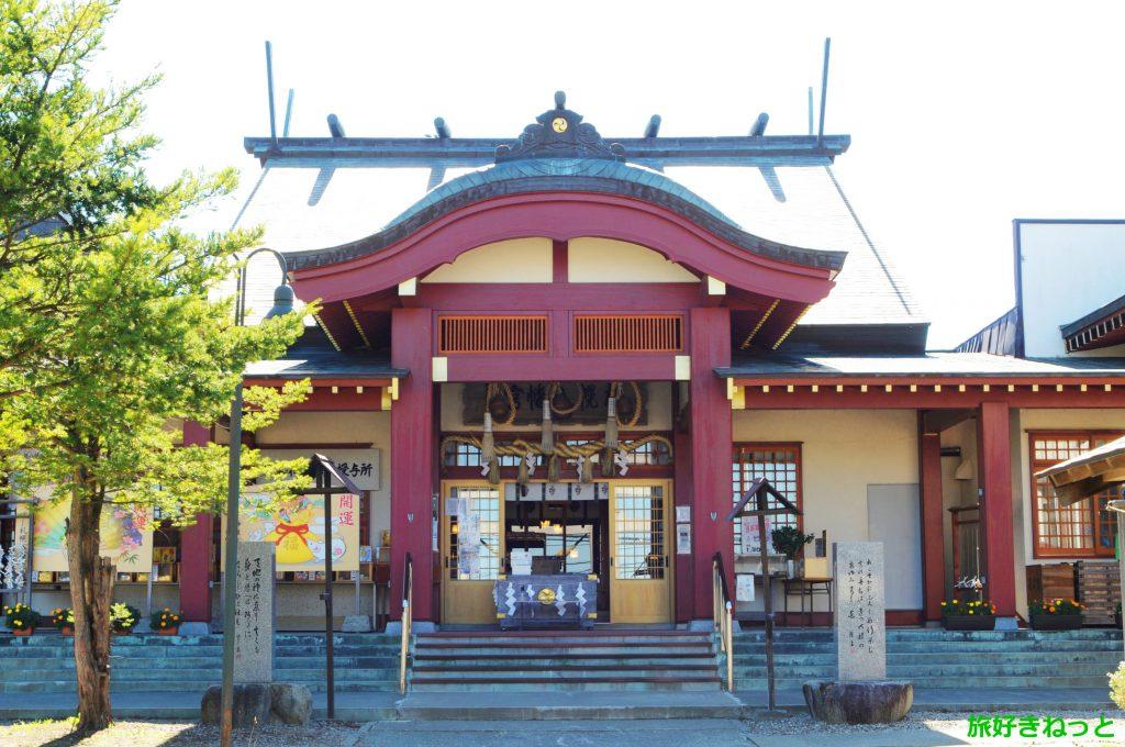 『札幌八幡宮』御朱印あり・「強運シール」や「ナマラウカル」のお守りが人気の神社