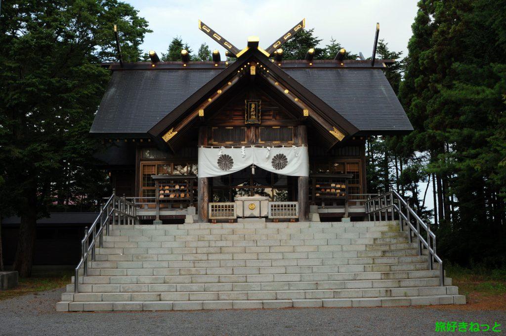 『当別神社』御朱印あり・伊達家の子孫を御祭神とする神社