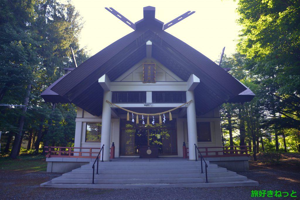 『廣島神社』御朱印あり・北広島市の3つの神社を兼務する神社