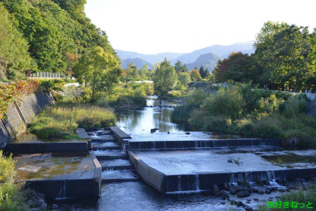 山の手橋からの景色が素敵※四季折々の風景撮影が楽しめる