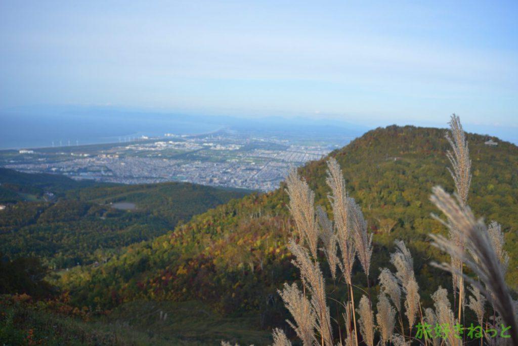 手稲山登山『サッポロテイネコース』は初心者コース。紅葉時期がおすすめ